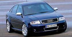 2013 Audi RS 6 Picture
